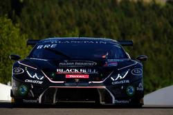 #78 Barwell Motorsport Lamborghini Huracan GT3: Michele Beretta, Martin Kodric, Sandy Mitchell, Rik Breukers