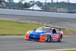 #33 TA Chevrolet Corvette: Daniel Urrutia Jr. of Ferrea Racing Components