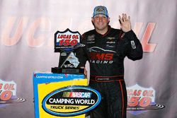 Yarış galibi Johnny Sauter, GMS Racing Chevrolet