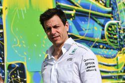 Исполнительный директор Mercedes AMG F1 Тото Вольф