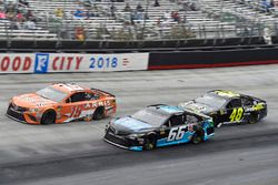Daniel Suarez, Joe Gibbs Racing, Toyota Camry ARRIS, Chad Finchum, Motorsports Business Management,