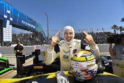 GTLM winner Tommy Milner, Corvette Racing