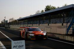 #888 Car Collection Motorsport Audi R8 LMS: Dimitri Parhofer, Frank Stippler