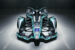 Jaguar Racing Formula E car