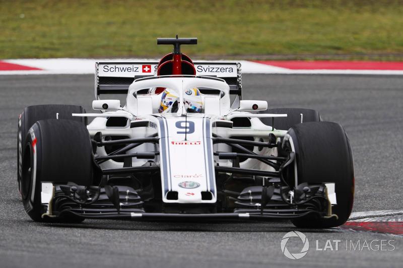 17. Marcus Ericsson, Sauber C37 Ferrari
