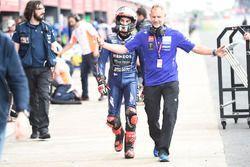 Maverick Viñales, Yamaha Factory Racing, Zeelenberg, dopo il fiasco della ripartenza