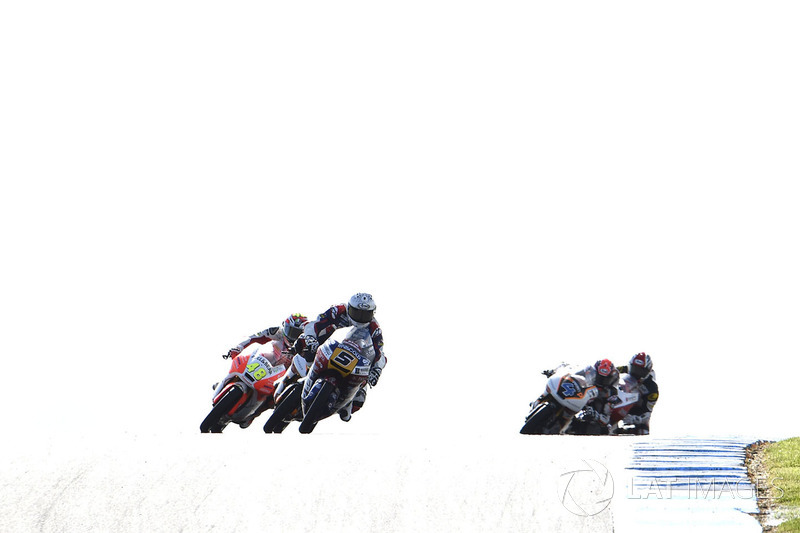 Romano Fenati, Snipers Team