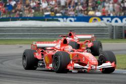Михаэль Шумахер, Ferrari F2005