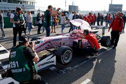 Максимилиан Гюнтер, Prema Powerteam, Dallara F317 – Mercedes-Benz