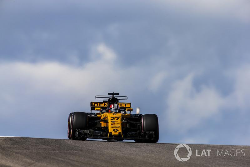 19. Nico Hulkenberg, Renault Sport F1 Team RS17