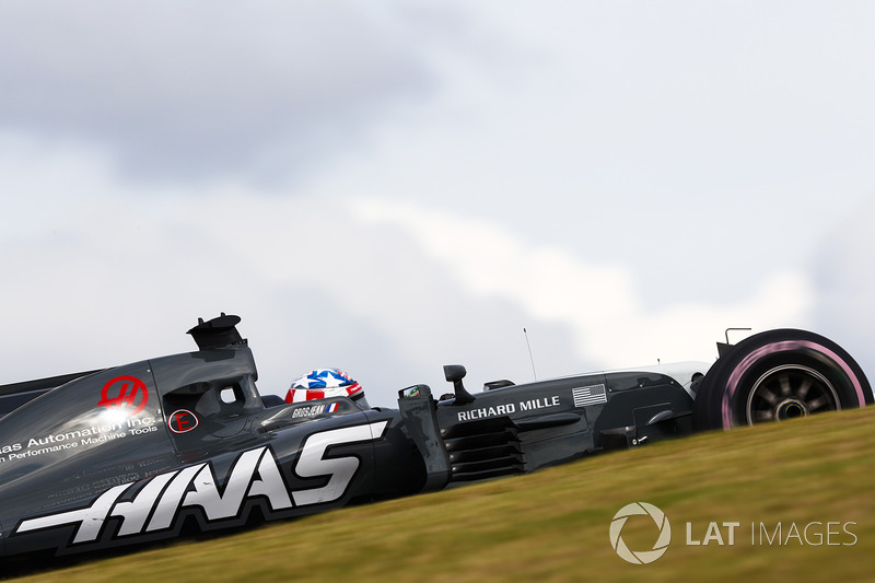 14. Romain Grosjean, Haas F1 Team VF-17