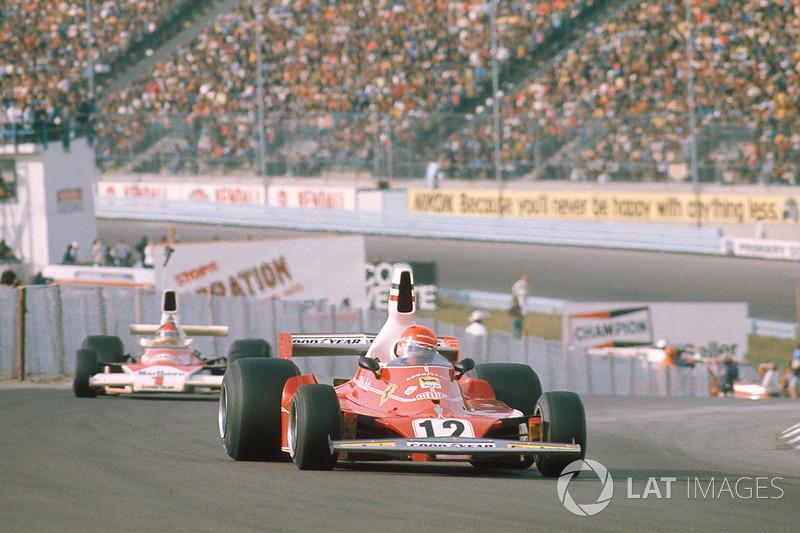 1975: Niki Lauda (Ferrari 312T)