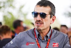 Руководитель команды Haas F1 Гюнтер Штайнер