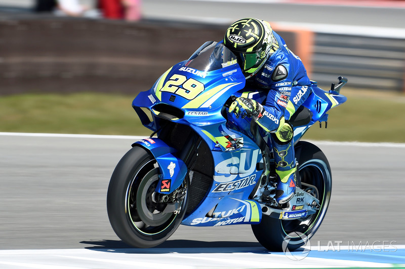 9º Andrea Iannone, Team Suzuki MotoGP