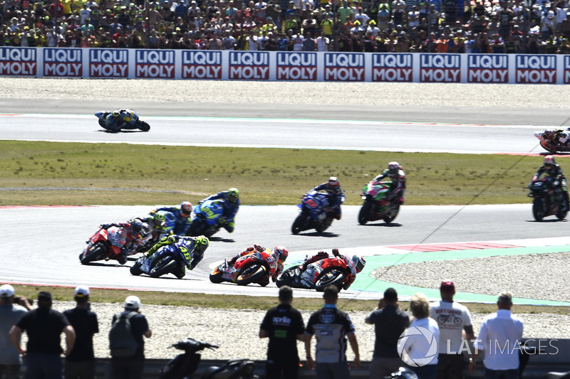 MotoGP Belanda 2018 di TT Circuit Assen