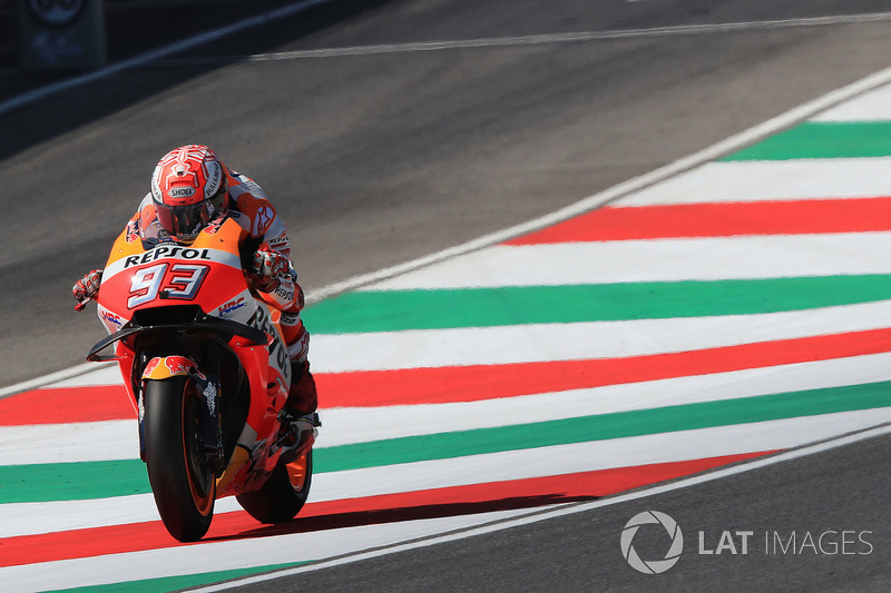 GP de Italia: 16º