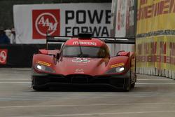 #55 Mazda Team Joest Mazda DPi, P: Jonathan Bomarito, Harry Tincknell Art Fleischmann