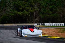 #53 TA Chevrolet Corvette: Larry Hoopaugh of Hoopaugh Racing