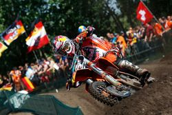 Jeffrey Herlings, Red Bull KTM Factory Racing, wint in Valkenswaard (2011)