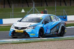 Chris Smiley, Tony Gilham Racing