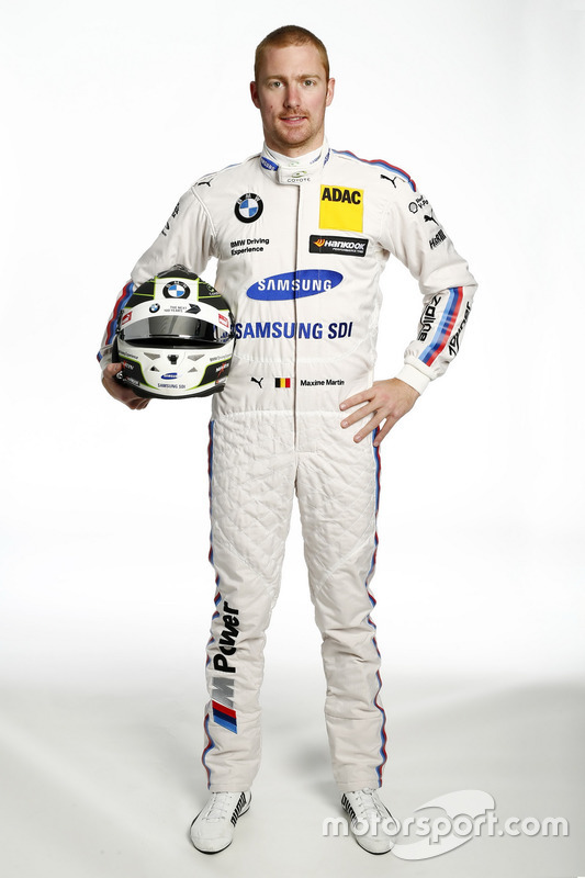#36: Maxime Martin, RBM-BMW