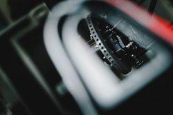 Détails du disque de frein