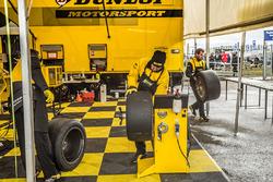 Dunlop-Mechaniker