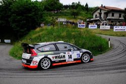 Roberto Cresci, Citroen C4 WRC