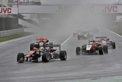 Joel Eriksson, Motopark Dallara F312 – Volkswagen, Guanyu Zhou, Motopark Dallara F312 – Volkswagen