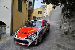 Claudio Conforto Galli, Sonia Scarafoni, Toyota GT86 R R3C #28