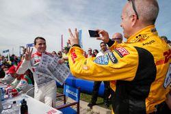 Norbert Michelisz, Honda Yarış Takımı JAS ve Tom Coronel, Roal Motorsport