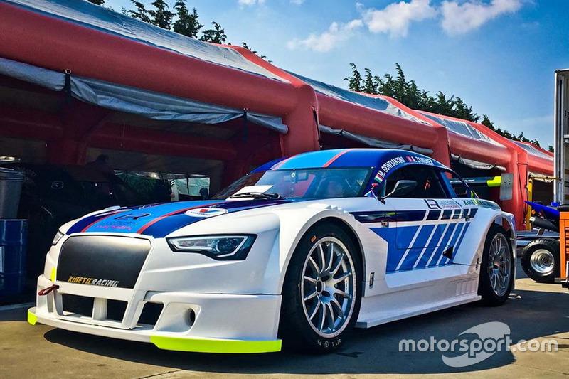 Mitjet Kinetic Racing
