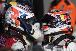 Marcel Fassler, Audi Sport Team, Neel Jani, Porsche Team