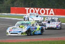 Nicolas Gonzalez, A&P Competicion Torino, Emanuel Moriatis, Alifraco Sport Ford, Matias Rodriguez, Trotta Competicion Dodge
