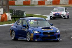 Luca Rangoni, Top Run Motorsport, Subaru WRX STi TCR