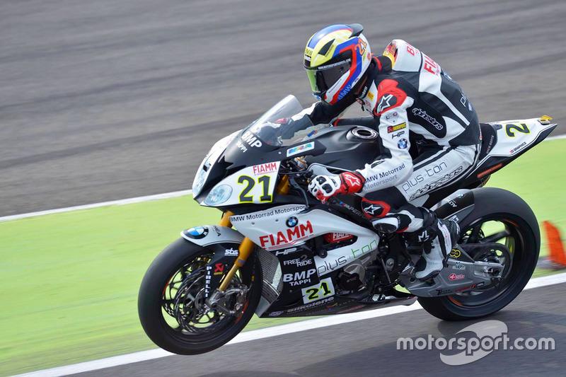 Markus Reiterberger, Althea BMW Racing Team