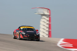 #18 RS1 Porsche Cayman: Dylan Murcott, Dillon Machavern