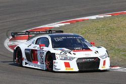 #75 ISR Audi R8 LMS: Filip Salaquarda, Frank Stippler, Marlon Stockinger