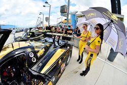#230 FP1 Corvette Daytona Prototype: William Hubbell and Eric Curran of Hubbell Racing