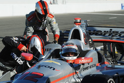 Will Power, Team Penske Chevrolet met mechanische problemen