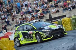 Ciava, Daniele Michi Ford Fiesta R R5 #6