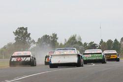 Matias Rossi, Donto Racing Chevrolet, Matias Jalaf, CAR Racing Torino, Gaston Mazzacane, Coiro Dole