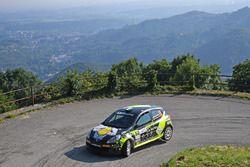 Corinne Federighi, Jasmine Manfredi (Renault Clio R3 R3C