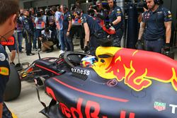 Daniel Ricciardo, Red Bull Racing RB12 l'Aeroscreen