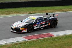 #112 Kessel Racing Ferrari 458: Rick Lovat