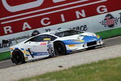 Croce-Costa, Vincenzo Sospiri Racing, Lamborghini Huracan S.GTCup #106