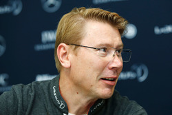 Mika Hakkinen, Laureus World Sports Academy member
