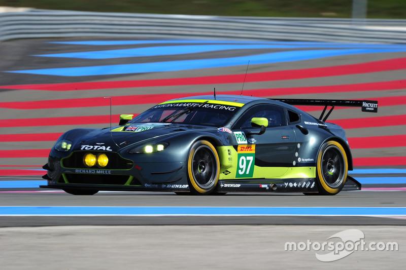 LMGTE Pro - Aston Martin Racing