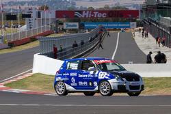 Daniel Holihan, Simon Hodges, Suzuki Swift Sport RS416