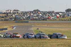 Martin Ponte, Nero53 Racing Dodge, Camilo Echevarria, Coiro Dole Racing Chevrolet, Christian Ledesma
